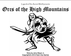 Orcs of the High Mountains