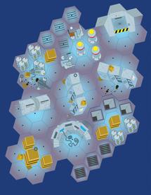 Darios Space Station