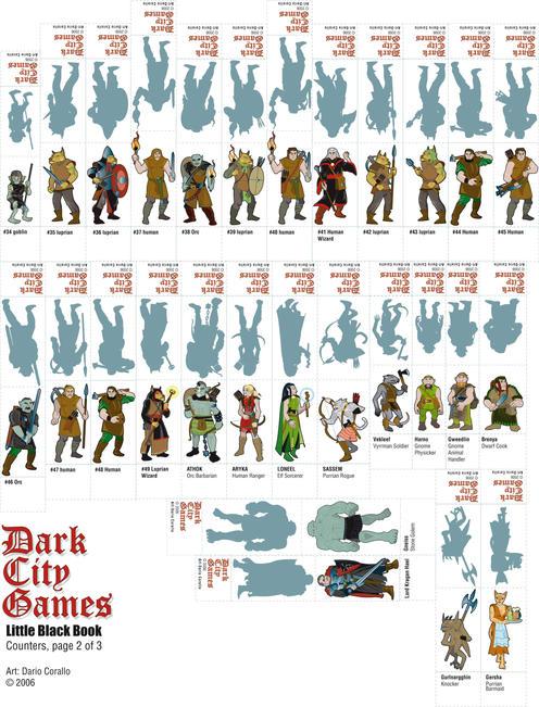 Darios Little Black Book 2