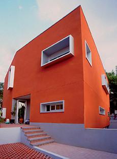 Twin Dwellings