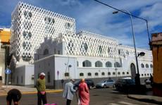 Reconversión Mercado Melilla