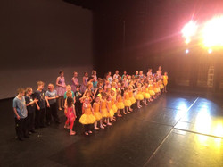 recital crew