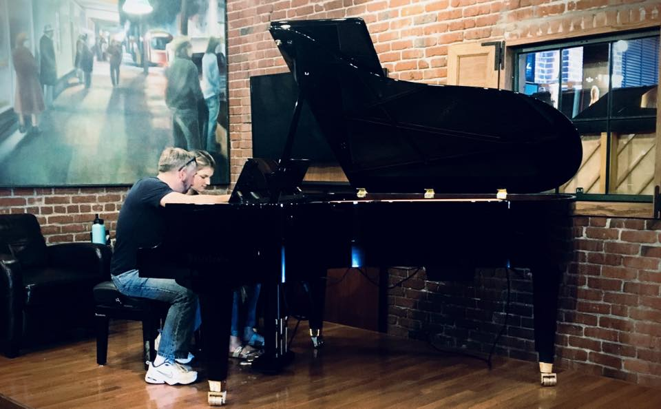 classic piano joel