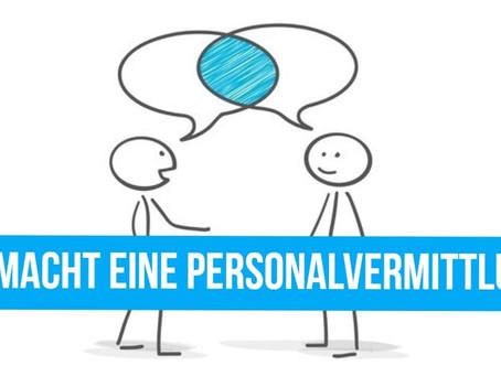 Was macht eine Personalvermittlung?
