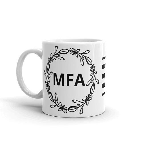 Geschenktasse für MFA Fabelhaft- Tasse