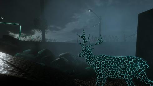 Aquaphobia / VR / still image by Jakob Kudsk Steensen