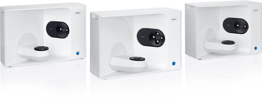 medit t series scanners