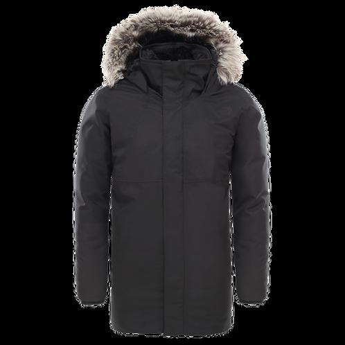 Girl's Arctic Swirl Down Jacket