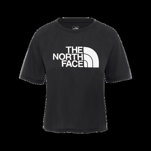 Women's Train N Logo Crop T-Shirt