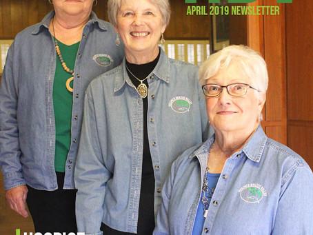 April Hospice Brazos Valley Newsletter