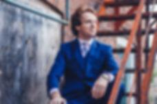 Dylan Langan, Canadian Composer, Conductor, and Baritone