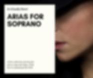 Arias for Soprano - Dylan Langan