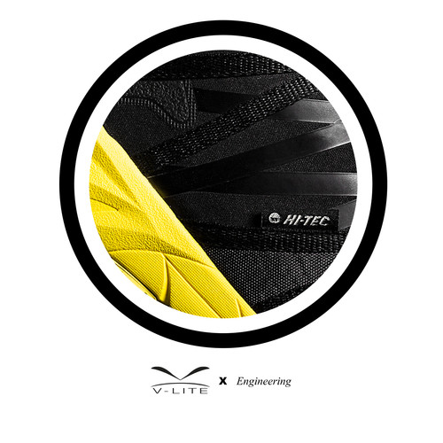 Hi-Tec V-lIte Engineered Collection:   Pushing the boundaries of what is required in Outdoor performance footwear