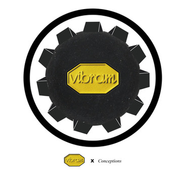 Vibram Conceptions:  Exploring the ability to understand & imagine design