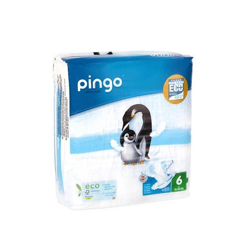 Pañales Ecológicos PINGO Talla 6 XL - Paquete de 32