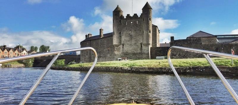 Enniskillen Castle From The Water