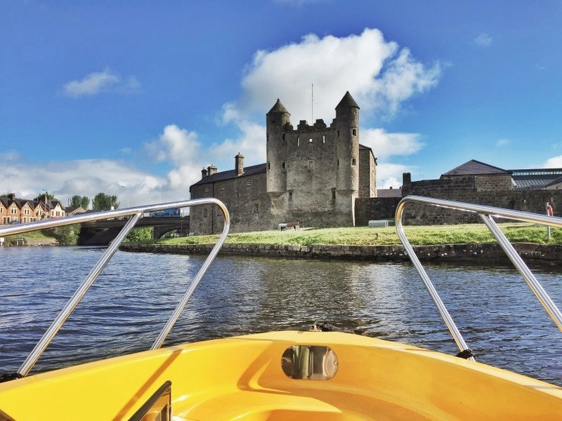 Enniskillen Castle From The Water
