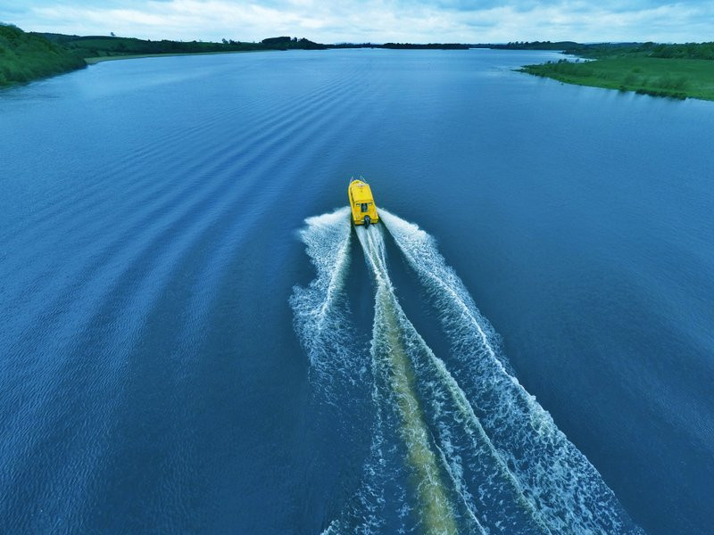 Speed Boat Tour Lough Erne