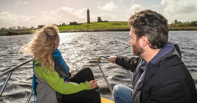Devenish Island View