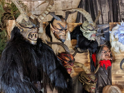 Halleiner Maskenausstellung ´17