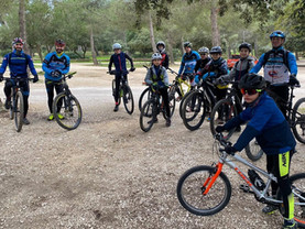 Reprise des entraînements pour l'école de cyclisme