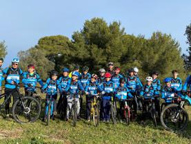 Martima TV: Reportage sur l'Ecole de Cyclisme.