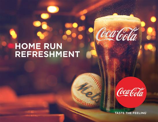 Foutain Backs - Coca-Cola
