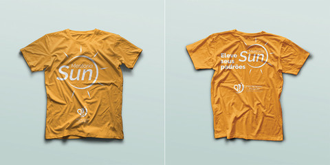 Camisetas Potencial Pleno