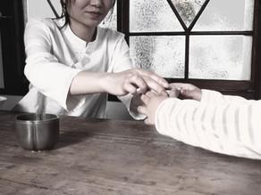 ≪オンラインサロン事業≫台湾茶道「留白ruhaku」オンライン教室~茶と文学~5月テーマ【花開蝶自来・両手の世界】