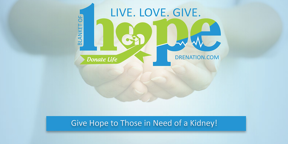 Blanket of Hope Campaign