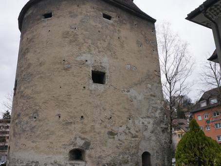 Ausflug nach Feldkirch