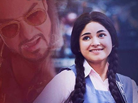 Secret Superstar- A befitting tribute to Mothers and Motherhood