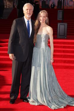 James Cameron & Suzy Amis