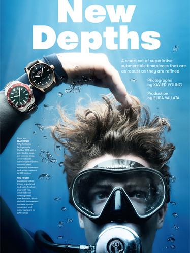 New Depths