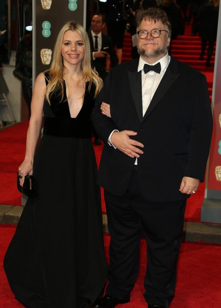 Guillermo del Toro - Baftas 2018