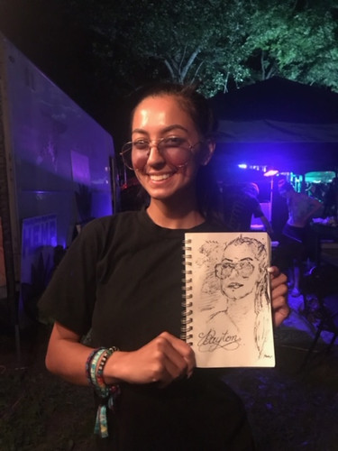 Payton Sketch