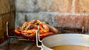 Villa Ardilla: huisgemaakt paella