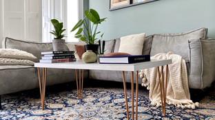DIY - Marble coffee table