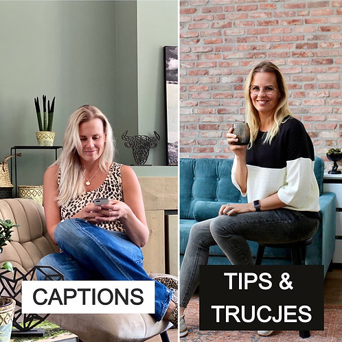 eResource Bundle: Tips & Trucjes | Hoe en wat: CAPTIONS