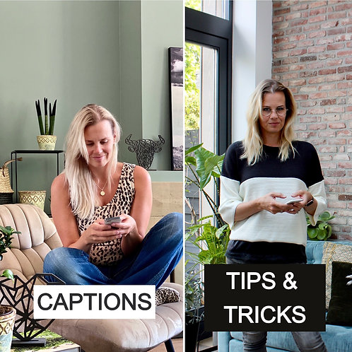 eResource Bundle: Tips & Tricks | How to: CAPTIONS