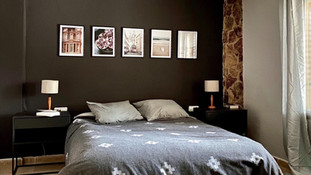 Villa Ardilla: master bedroom makeover