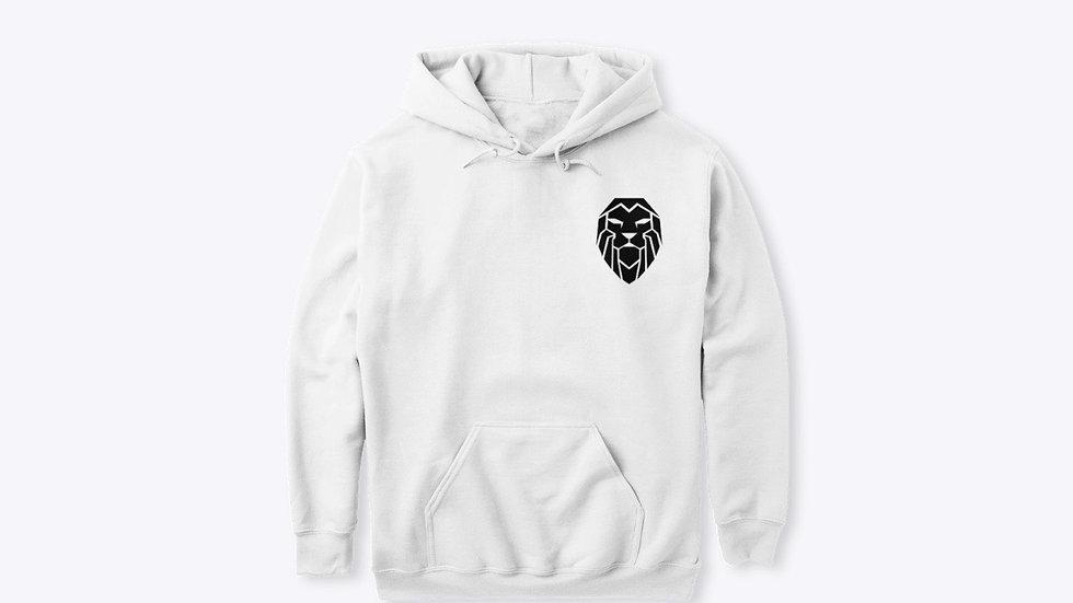 Sytrux Hoodie (White & Black)
