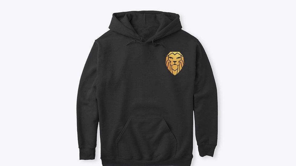 Sytrux Hoodie (Black & Gold)