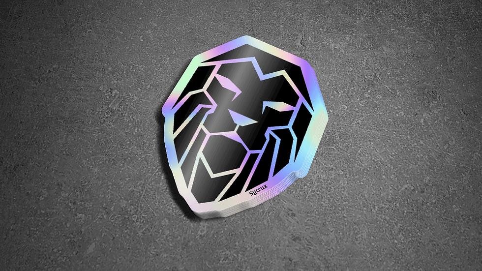 Holographic Sytrux Sticker