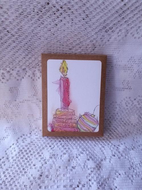 Holiday Box Set - Christmas Candle