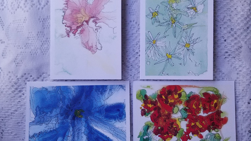 """Large Card Collection (5"""" x 7"""")"""