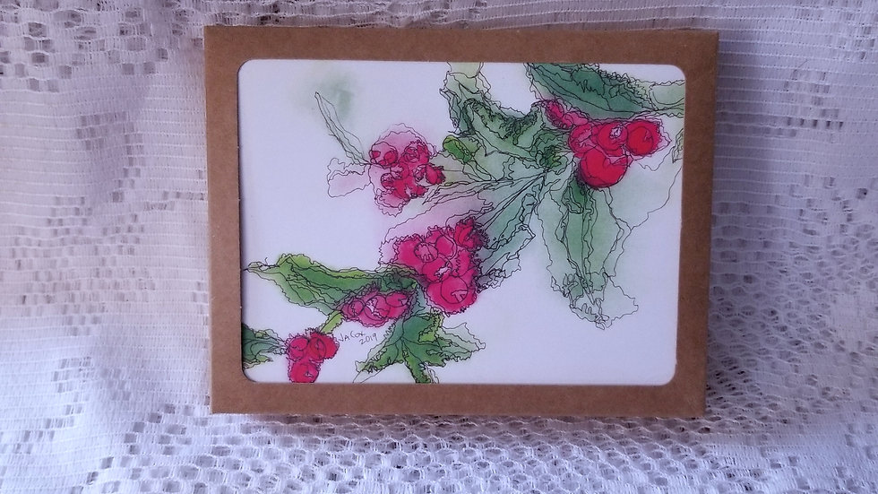 Holiday Box Set - Holly Berries