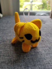 Yellow Kitty