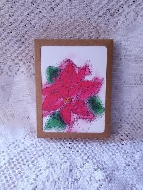 Holiday Box Set - Poinsettia