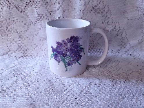 Printed Mug - Crocus